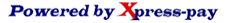 powered by xpress-pay logo