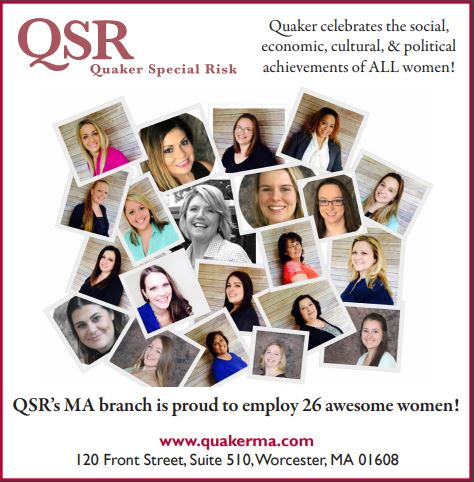 QSR Women in Insurance – The Standard July 2019