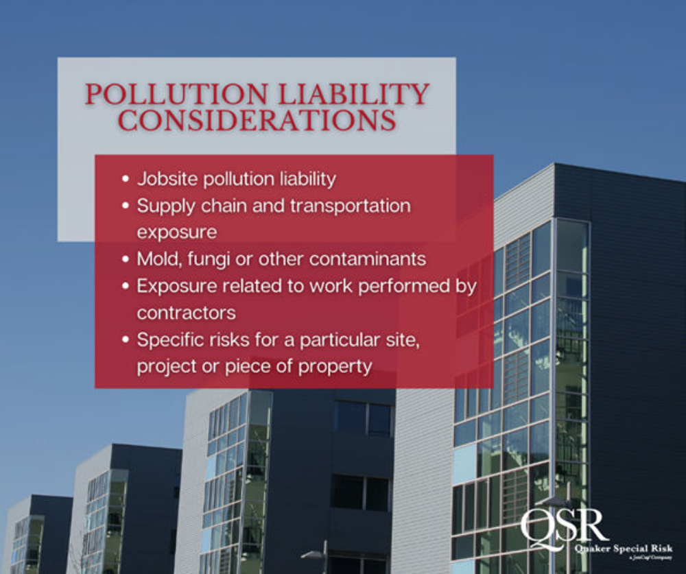 2020 Pollution Liability Considerations